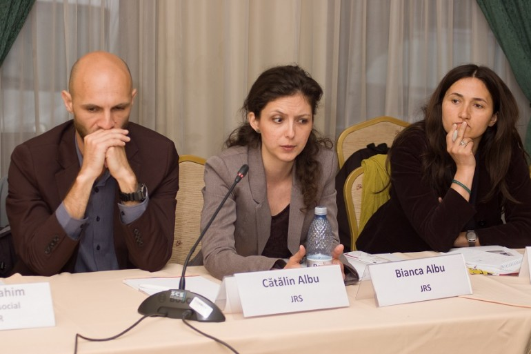 "Dezbatere ""Imigrant in Romania – Resurse si servicii pentru integrare"" - slide 7"