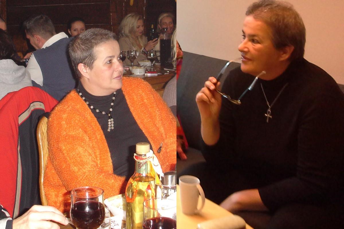 IN MEMORIAM – Camelia Parjol (1962 – 2016) - slide 1