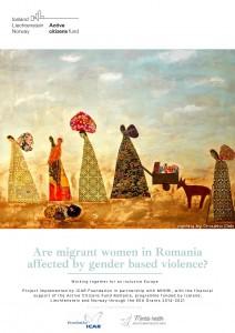 ICAR Foundation GBV Migrant women