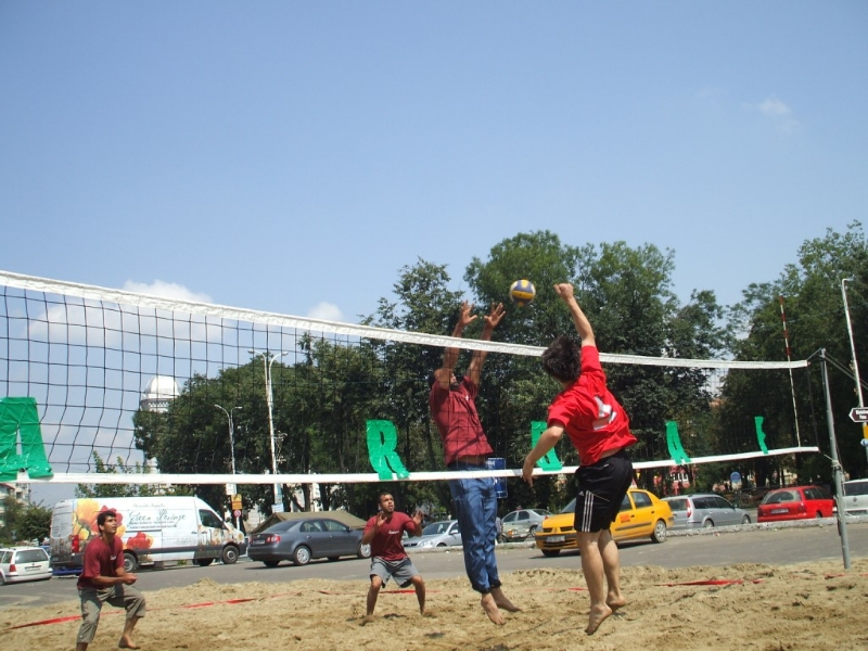Local beach volley championship