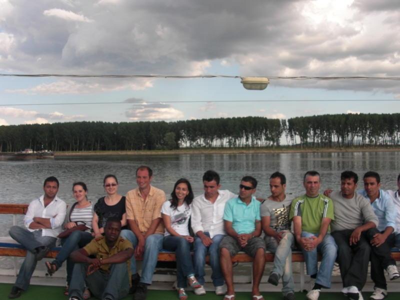 Cruise on the Danube