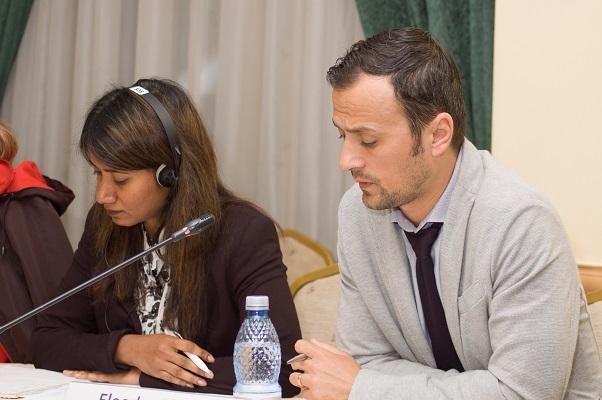"Dezbatere ""Imigrant in Romania – Resurse si servicii pentru integrare"" - slide 10"