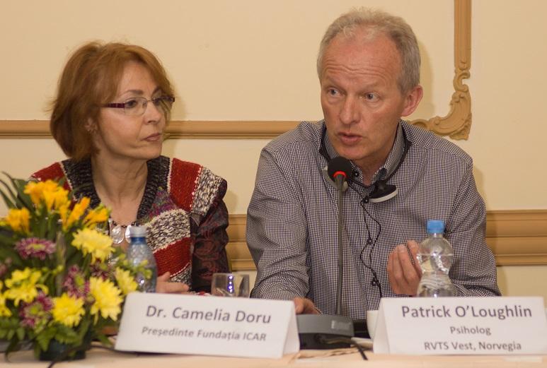 "Dezbatere ""Imigrant in Romania – Resurse si servicii pentru integrare"" - slide 3"