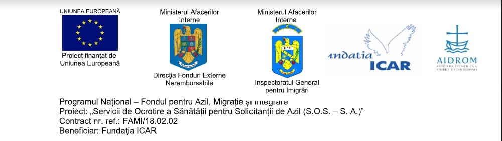 Servicii de sănătate pentru solicitanții de azil din România